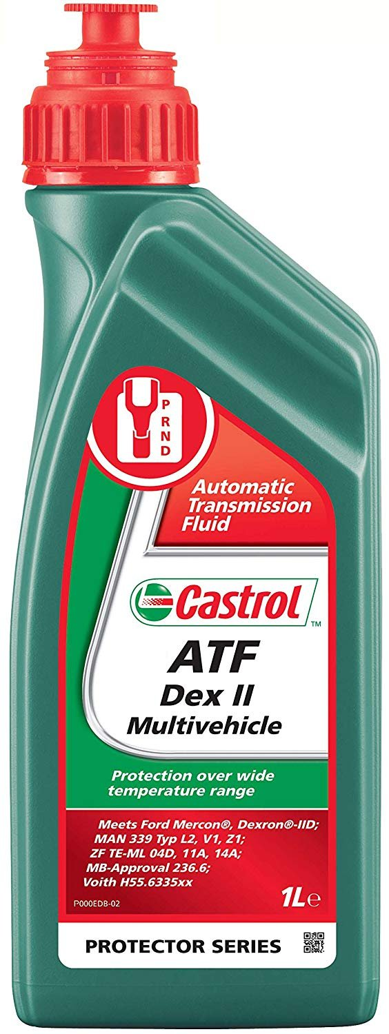 Масло трансм CASTROL ATF Dex II Multivehicle (1л)