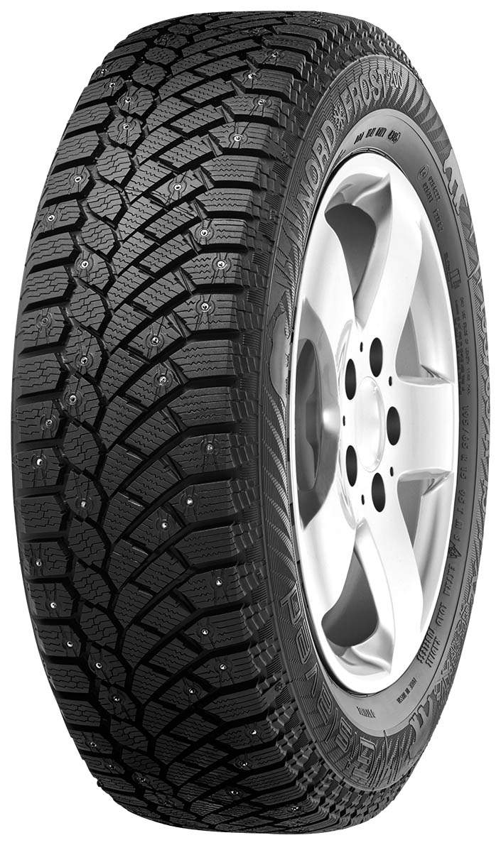 245/70 R17 Gislaved Nord Frost 200 110T FR SUV ID