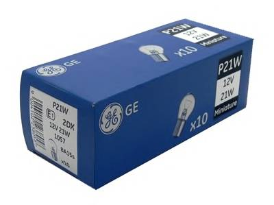 Лампочка P21W GE   Reliable   range 21W