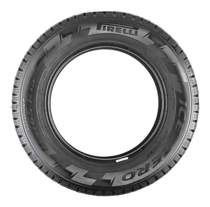 Автошина R19 255/55 Pirelli Winter Ice Zero 111T XL (шип)